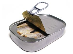 Oily fish healthy food